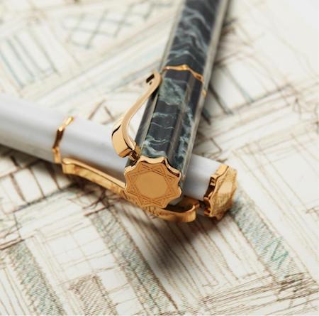 Visconti penne collezione san miniato