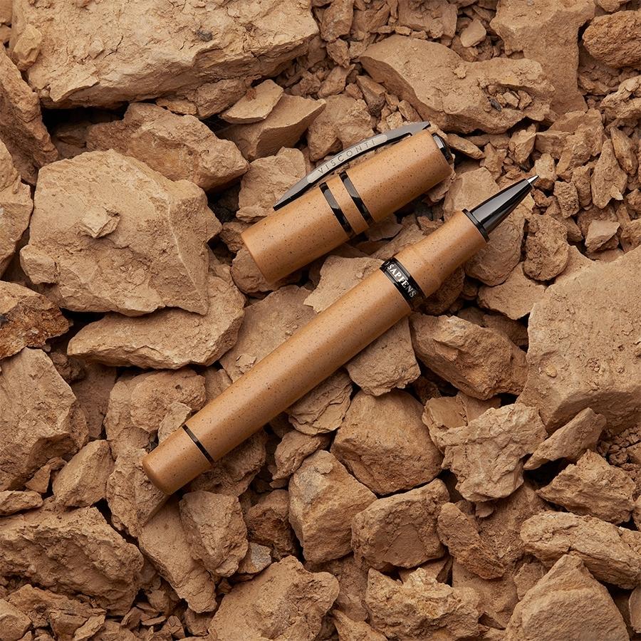 Penna lava color homo sapiens visconti sabbia aperta