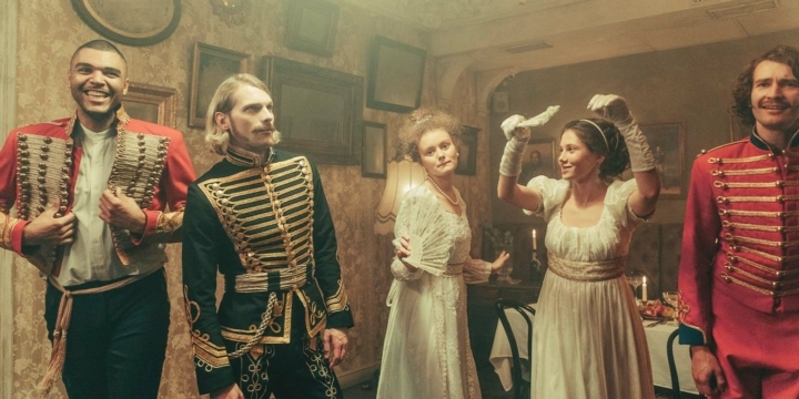 Festa a Versailles ispirazione
