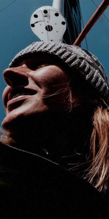 Martina Orsini sailing photographer